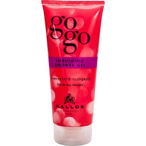 Гель для душа Indulging Shower Gel 200мл Kallos GOGO