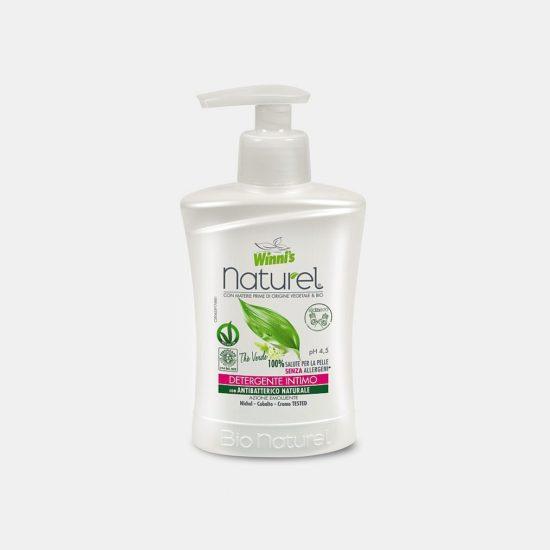 Мило для інтимної гігієни Winni's Naturel Detergente Intimo Thè Verde 250 мл