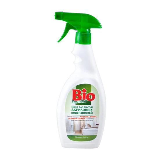 Піна для миття акрилових поверхонь Biof 500 мл