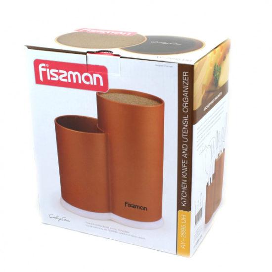 Підставка FISSMAN з двома відділеннями 11x22 + 11x17 см