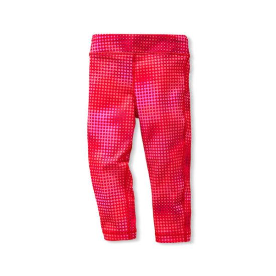 Дитячі спортивні бриджі 3/4, pink, 134/140
