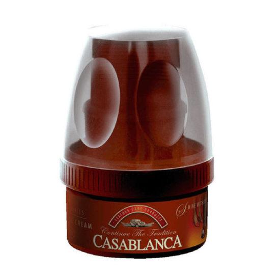 Крем-самоблиск коричневий Casablanca 60 мл