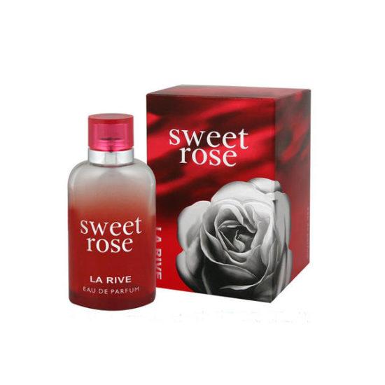 Женский парфюмированный дезодорант SWEET ROSE 75 мл