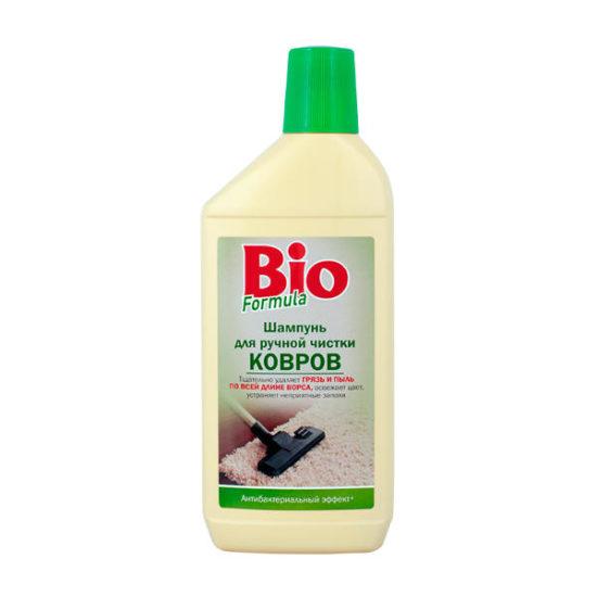 Шампунь для ручной чистки ковров BIOF 500 мл