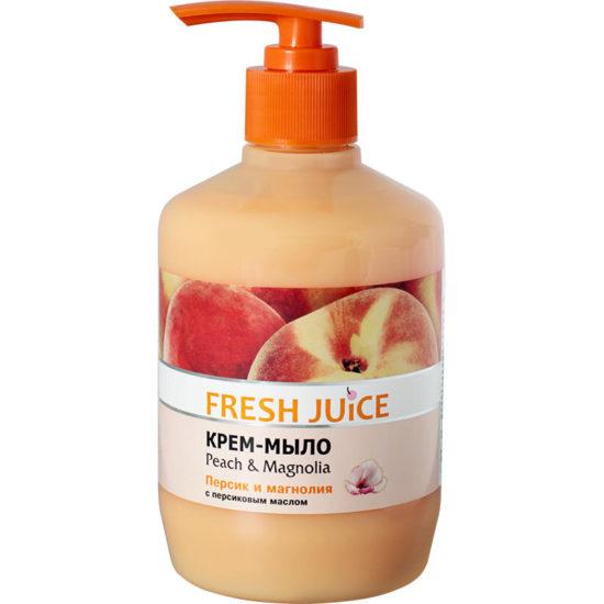 Pідке мило Fresh Juice Peach & Magnolia 460 мл