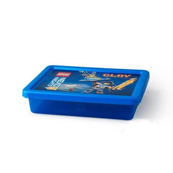 Бокс ЛЕГО Некзо Найтс для хранения игрушек, 6,2 л 40921734