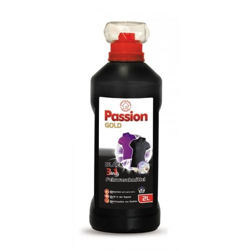 Гель для прання чорного Passion Gold 2л