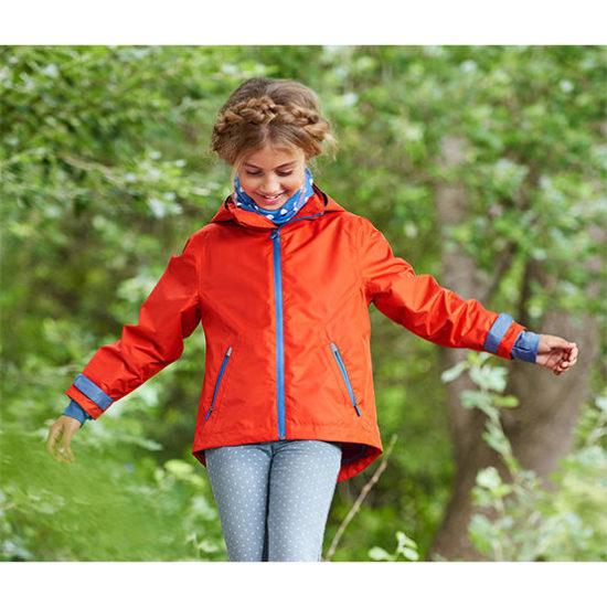 Всепогодная куртка для девочки размер 134/140 Tchibo T-324451