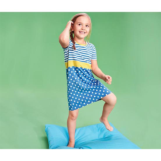 Дитяча нічна сорочка розмір 122 128 e9f51ac5e5511