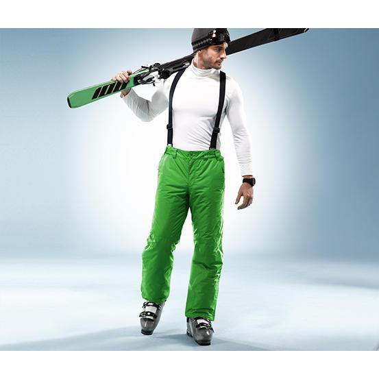 Чоловічі лижні штани розмір S 89836bb60624a