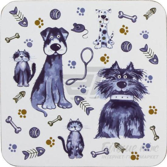 Набір підставок Собака 2 шт. 9 см Lefard 924-033