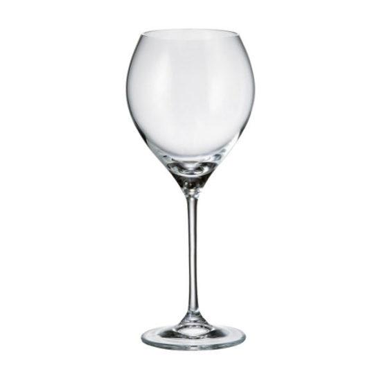 Набір келихів для вина Bohemia Cecilia 240мл-6шт