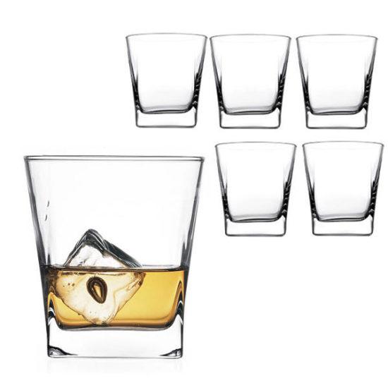 Набір склянок для віскі 200 мл Baltic (ПУ) (6шт.) 41280*
