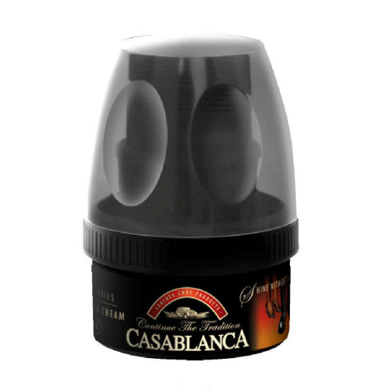 Крем-самоблиск чорний Casablanca 60мл