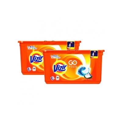 Капсули для прання універсальні Vizir 41 шт./уп