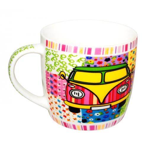 Чашка порцелянова Машинка ZPX 13276 330 мл